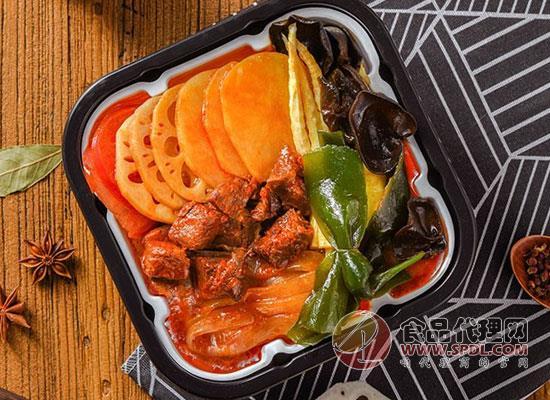 莫小仙自热火锅多少钱,多种味道激发味蕾