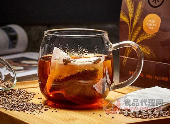 同仁堂大麥茶價格,清香養胃茶