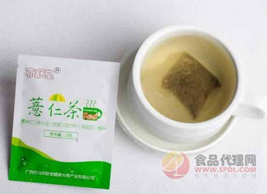 亦舒薏仁茶價格,消腫祛濕利器