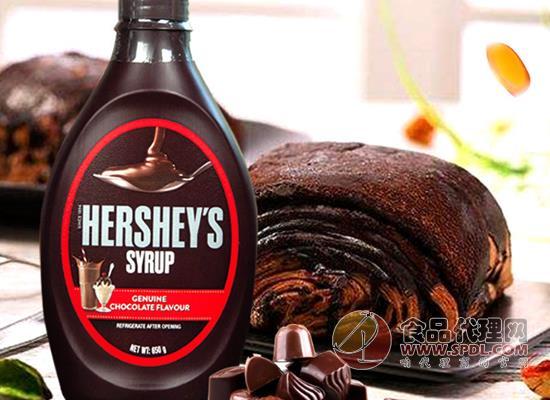 好時巧克力醬價格,多種吃法等你發現