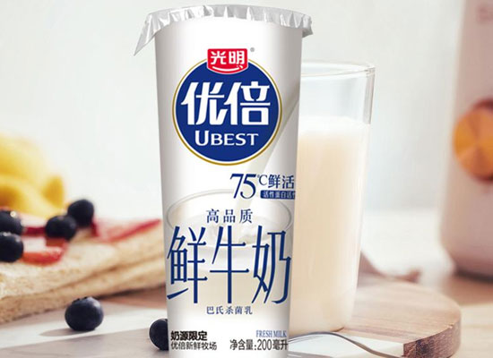 光明低溫奶價格,營養鮮活健康