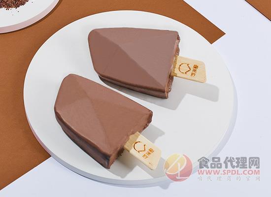 可米酷手磨巧克力冰淇淋多少錢,手磨工藝更加細膩