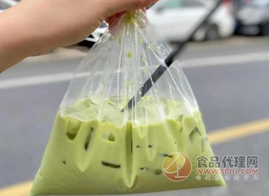 袋裝奶茶:換個包裝就能火?