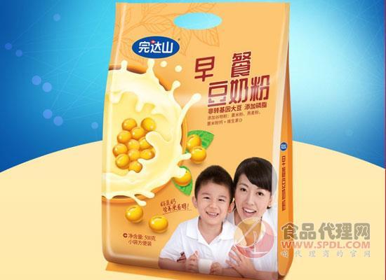 完達山高鈣多維豆奶粉價格,醇香濃郁奶制品