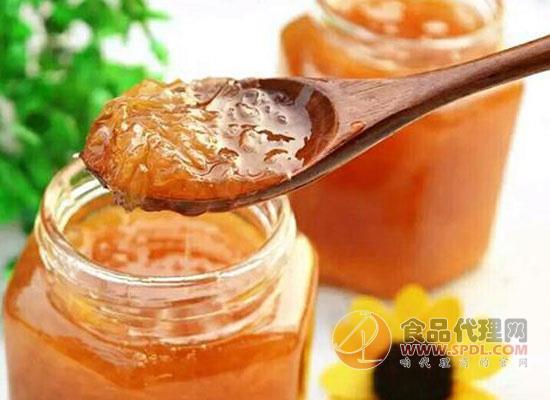 蜂蜜柚子茶能放多久,清甜果茶味道好
