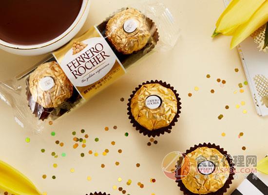費列羅榛果威化糖果巧克力多少錢,多重驚喜,口口滿足