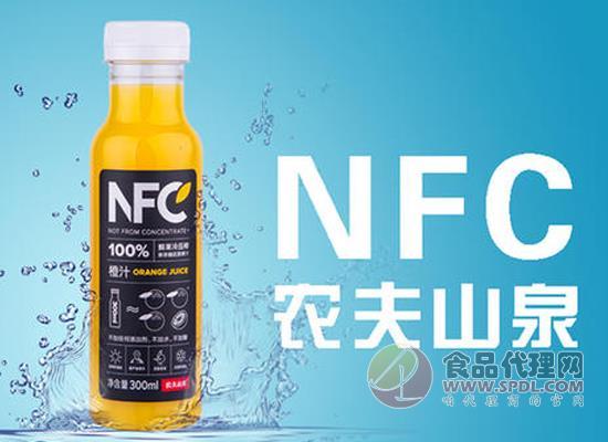 農夫山泉NPC果汁價格,果汁濃郁,香氣撲鼻