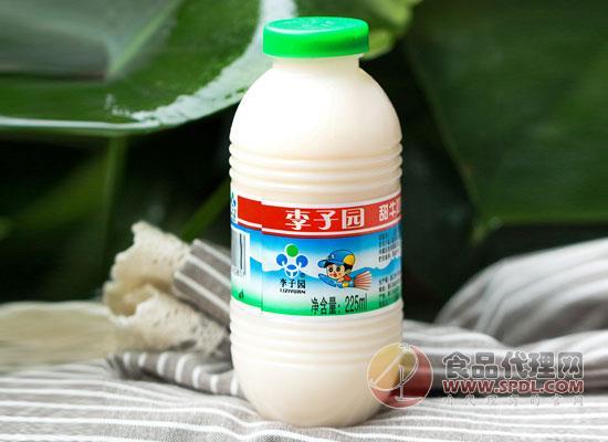 李子園甜牛奶價格,滴滴香醇,甜而不膩
