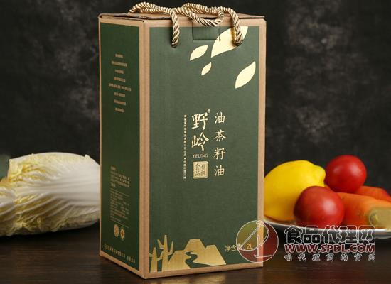 野嶺茶籽油價格,美食的好幫手!
