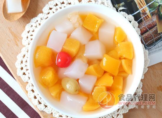 自制水果罐頭,簡單易制汁水多
