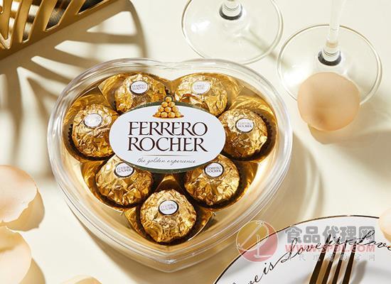 費列羅巧克力多少錢,奶香濃郁,口感豐富