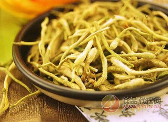 金銀花茶的營養價值,金銀花茶的功效與作用
