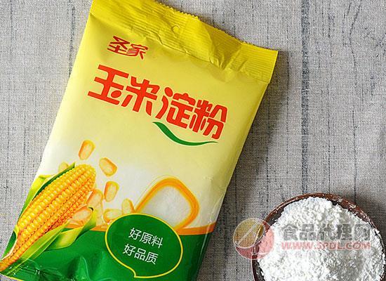 圣家玉米淀粉價格,粉質細膩,色澤潤白