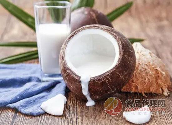 喝椰子汁會上火嗎,它有哪些好處