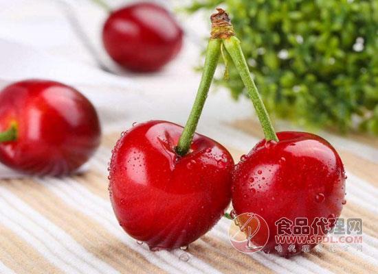 櫻桃的營養價值,櫻桃的功效有哪些