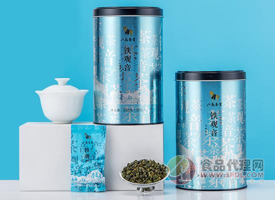 八馬鐵觀音茶葉多少錢,源自福建安溪好茶