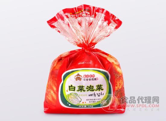 富爸爸棵狀白菜泡菜多少錢,還原地道韓式風味