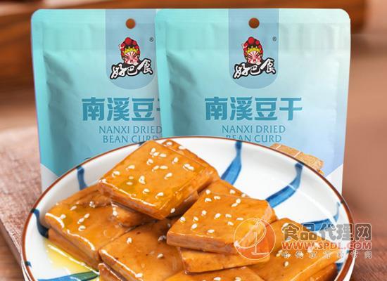 好巴食豆腐干價格,地道的四川美味