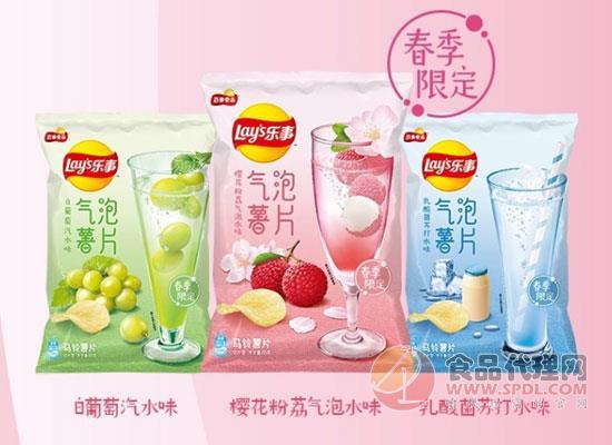 無氣泡不飲料,氣泡元素貫徹于食品飲料市場