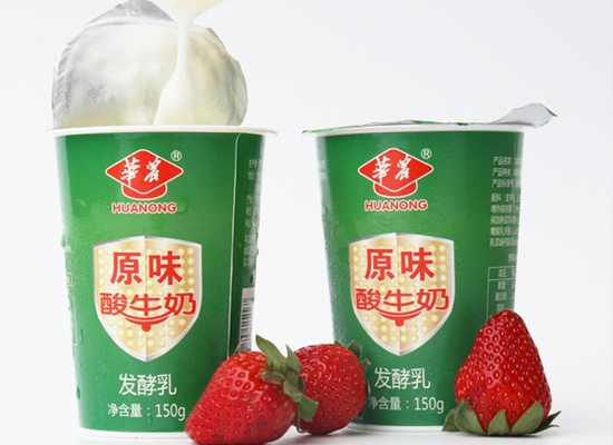 華農酸奶多少錢,健康無添加