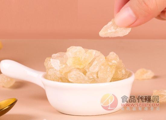 南字牌黃冰糖價格,晶瑩剔透,清甜可口