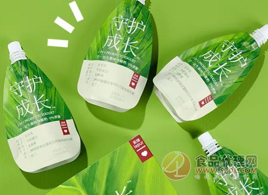 光明推出喝活菌酸奶,簡愛推出父愛配方西梅蘋果吸吸酸奶