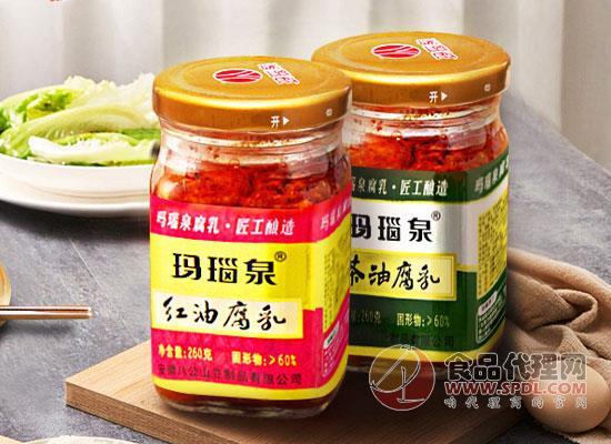 玛瑙泉红油腐乳多少钱,无香精添加更健康