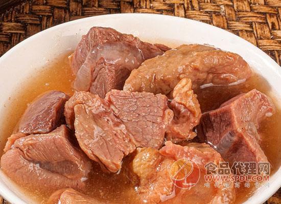 立鹿鹿肉罐头价格,肉质细腻,纹理清晰可见