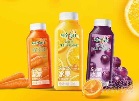味全每日C果汁價格,自然美味,香甜如鮮果