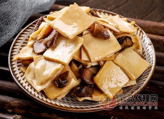 周義香菇豆干怎么樣,只需一口便味牽夢繞