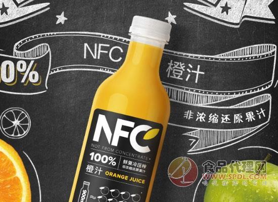 農夫山泉NFC果汁飲料價格,營養與風味俱全