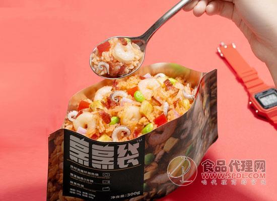 烹烹袋星廚拌飯多少錢,袋里吃飯新方式
