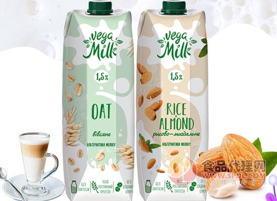 VegaMilk维吉麦燕麦奶+杏仁米露杏仁奶多少钱,享受美味无负担