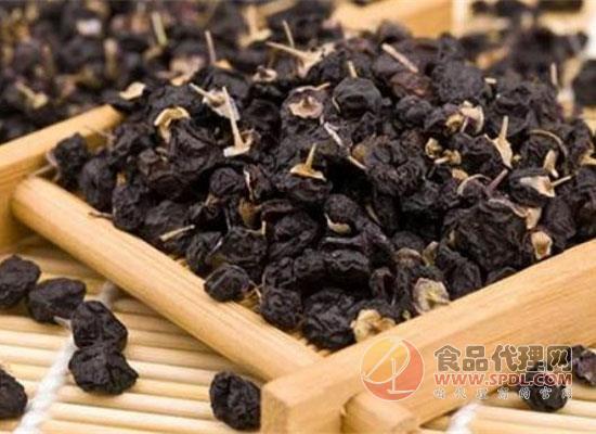 黑枸杞一天吃几颗合适,不可过量