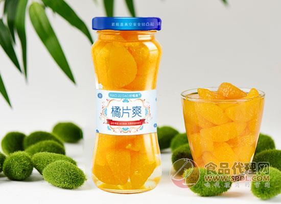 果秀橘子罐头价格,香甜多汁,滑嫩可口