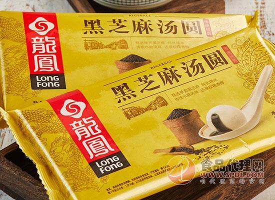 龍鳳經典黑芝麻湯圓多少錢,傳統工藝還原美味