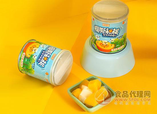 味品堂黄桃椰果罐头多少钱,夏日炎炎,有你超甜