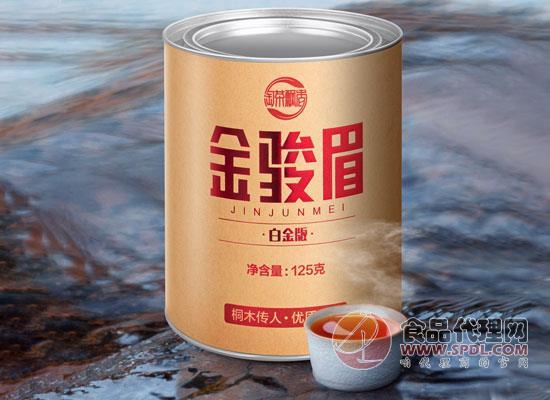 淘茶飘香金骏眉红茶价格怎么样,环环相扣好工艺