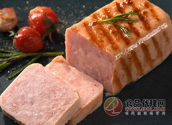 眉州东坡午餐肉价格,怎么吃都好吃