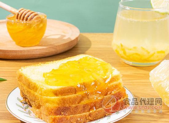 全南蜂蜜柚子茶价格,甜而不腻,美味可口