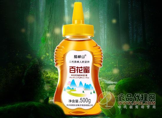 醋柳山百花蜂蜜多少钱,大自然的香甜