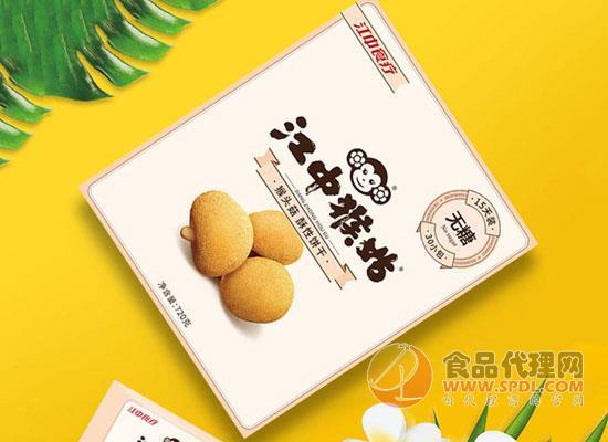 """江中猴姑无糖饼干好在哪里,吃出好""""胃""""道"""