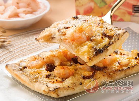 陶陶居小鲜陶黑松露虾仁披萨怎么样,足不出户吃大餐