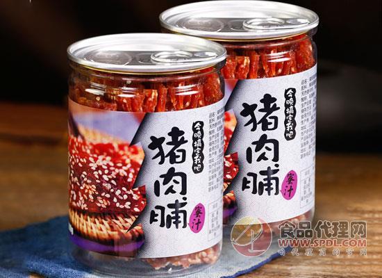 靖江蜜汁猪肉脯多少钱,传承经典味道