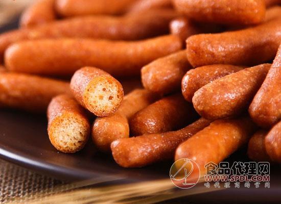 桂顺斋老式江米条味道怎么样,酥脆美味,是记忆中的味道