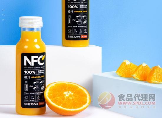 NFC果汁和非浓缩果汁有什么区别,哪个比较好