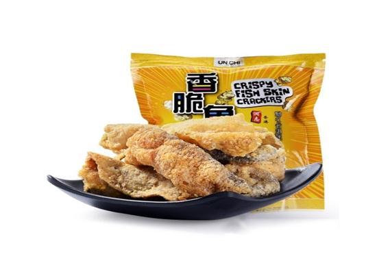 吃货们只知道香脆鱼皮是美味零食,却不知其营养价值有多大