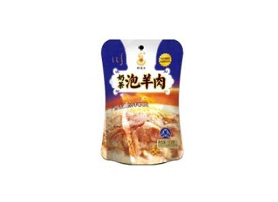 旗西蒙太泡羊肉挑战你的味蕾 美味又健康
