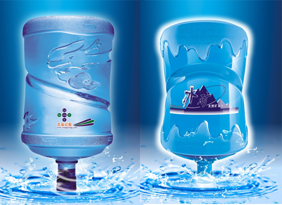 喝水要喝好水,所以请食用安全的容器饮水!