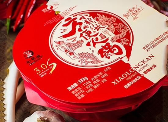 选健康方便食品 就选网红自热火锅